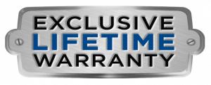 infinity lifetime warranty